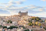 Toledo jest stolicą prowincji Toledo w pobliżu Madrytu