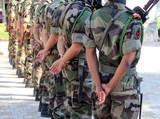 Quelques militaires