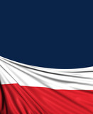 Fototapety Poland Flag, Polish Background