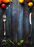 art Restaurant cafe menu, template design - 91487090