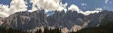 Panoramica dei Monti Pallidi