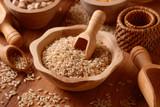riso integrale biologico