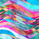 Fototapety abstract wave
