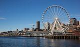 Fototapety Seattle Waterfront