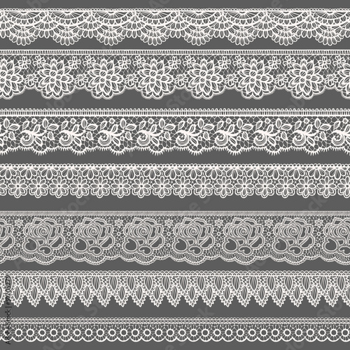 Lace borders - 91705279