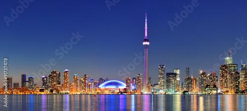Foto op Plexiglas Toronto Toronto cityscape