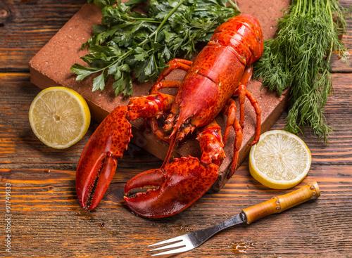 Poster Lobster