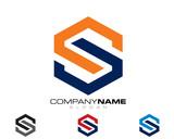 S : Logo Template V22