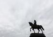George Washington Statue at Boston Public Garden, Boston, Massachusetts, USA