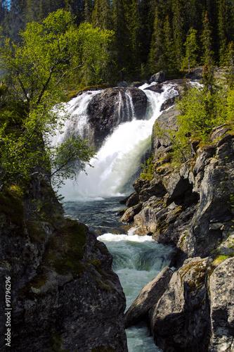 Obraz waterfall