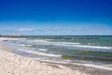 Morze Bałtyckie - Łeba
