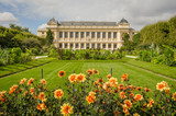Museum of Natural History is located in Grande Galerie de l'Evolution in the Jardin des Plantes, the vast botanical gardens in the city. - 91861022