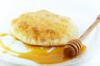 Постер, плакат: Seada dolce tipico sardo con il miele