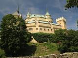 Bojnice romantic royal castle, Slovakia