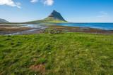 Kirkjufell mount, Snaefellsnes peninsula, Iceland poster