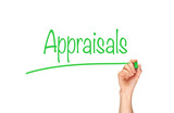 Appraisals Concept. poster