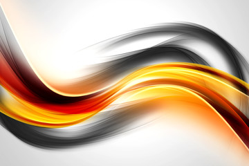 Abstract Energy Waves Design Background