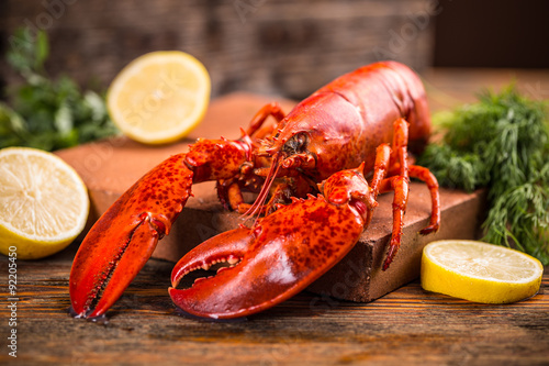 Plakat Lobster