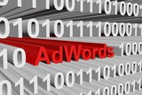 adwords is presented in the form of binary code