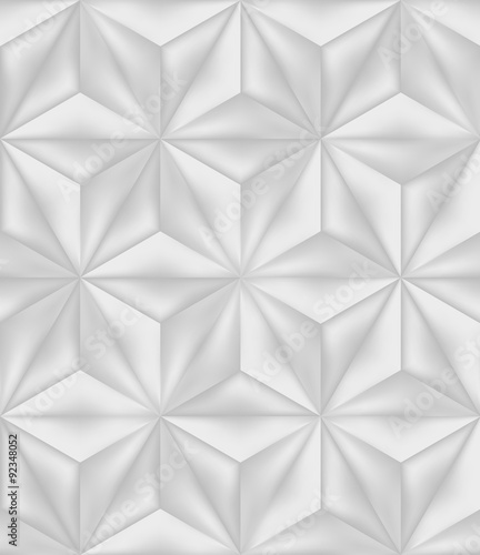 Geometric background, vintage triangles, seamless pattern, vector illustration