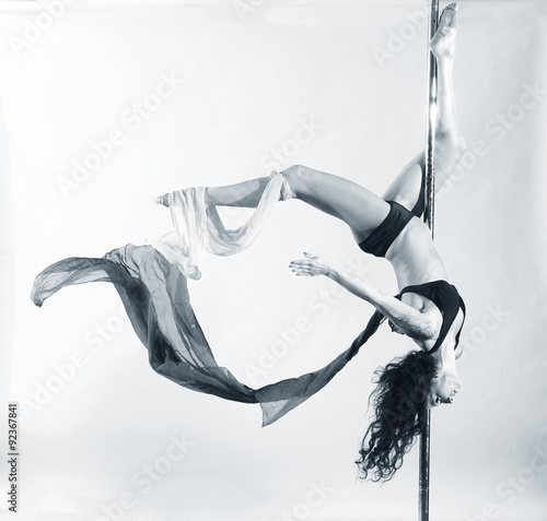 Poster Pole Dance