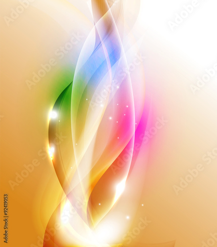 Fototapeta Abstract colorful background.