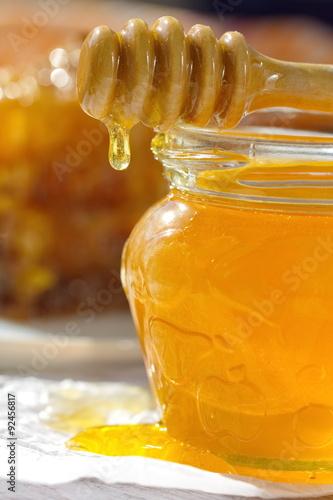 Poster Honey