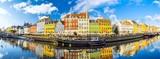 Fototapety Nyhavn in Copenhagen, Denmark