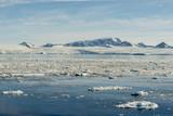 Iceberg, Mer de Weddell, Antarctique