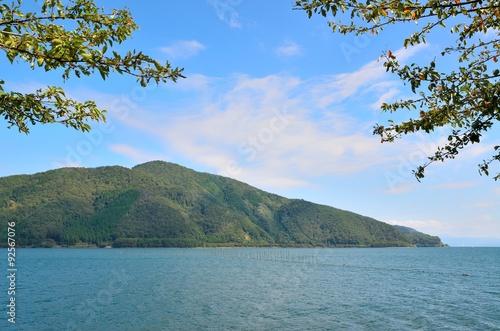 琵琶湖 Poster