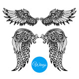 Decorative Wings Set