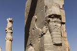Ancient Persepolis Gate - 92650076