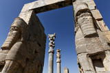 Ancient Persepolis Gate - 92650091