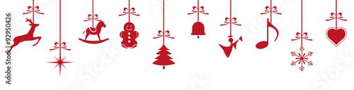 Naklejka Weihnachten