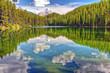 Moose Lake in Jasper National Park, Alberta, Canada