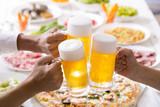 夏のビール