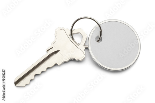 Poster Key With Round Tag
