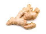 ginger on white background - 93026085