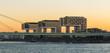 Rheinauhafen mit Kranhäuser