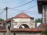 Osmanagic Mosque Old Town Podgorica Montenegro poster