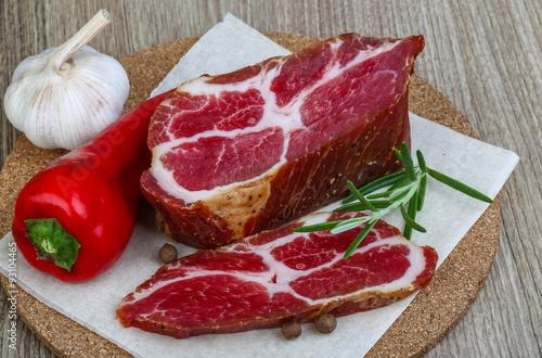 Poster Chuck steak