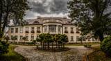 Fototapety Bishops Palace in Lomza, Poland