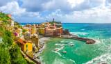 Town of Vernazza, Cinque Terre, Italy - Fine Art prints