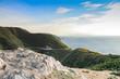 Cape Breton scenic view