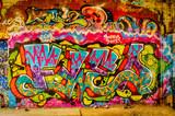 Fototapeta Młodzieżowe - Graffiti © golfstrim