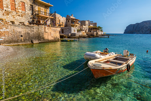 Zdjęcia na płótnie, fototapety, obrazy : Peloponnese Lakonia