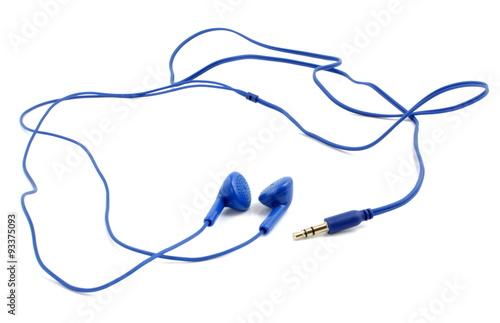 Poster słuchawki