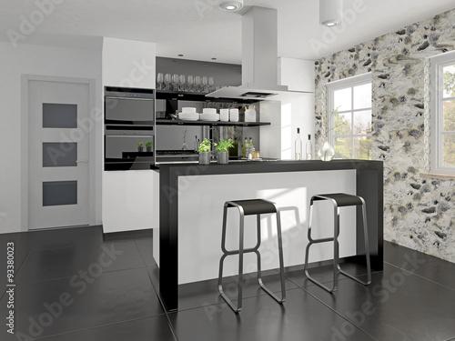 Quadratische wohnküche einrichten  Arctar.com | Küche Kleine Quadratisch