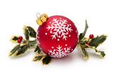 Fototapety Christmas ornament.