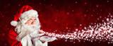 Santa Claus Blowing Snow 93476032,Ponderosa Point at Bryce Canyon National Park